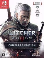 ウィッチャー3 ワイルドハント コンプリートエディション(BOX、小冊子、マップ、ステッカー付)(限定版)(ゲーム)