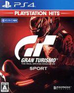 GRAN TURISMO SPORT PLAYSTATION HITS(ゲーム)