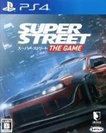 スーパー・ストリート: The Game(ゲーム)