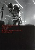 "菅田将暉 LIVE TOUR 2019 ""LOVE""@Zepp DiverCity TOKYO 2019.09.06(Blu-ray Disc)(BLU-RAY DISC)(DVD)"