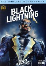 ブラックライトニング<シーズン2>コンプリート・ボックス(通常)(DVD)