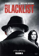 ブラックリスト シーズン6 DVD コンプリートBOX(初回生産限定)(通常)(DVD)