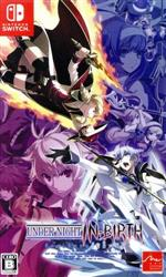 UNDER NIGHT IN-BIRTH Exe:Late[cl-r](ゲーム)