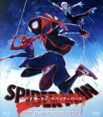 スパイダーマン: スパイダーバース ブルーレイ&DVDセット(通常版)(Blu-ray Disc)(BLU-RAY DISC)(DVD)