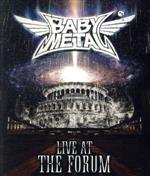 LIVE AT THE FORUM(Blu-ray Disc)(BLU-RAY DISC)(DVD)