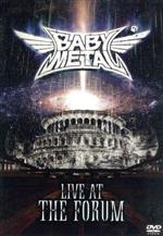 LIVE AT THE FORUM(通常)(DVD)