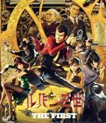 ルパン三世 THE FIRST(Blu-ray Disc)(BLU-RAY DISC)(DVD)