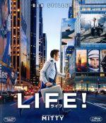 LIFE!/ライフ【AmazonDVDコレクション】(Blu-ray Disc)(BLU-RAY DISC)(DVD)